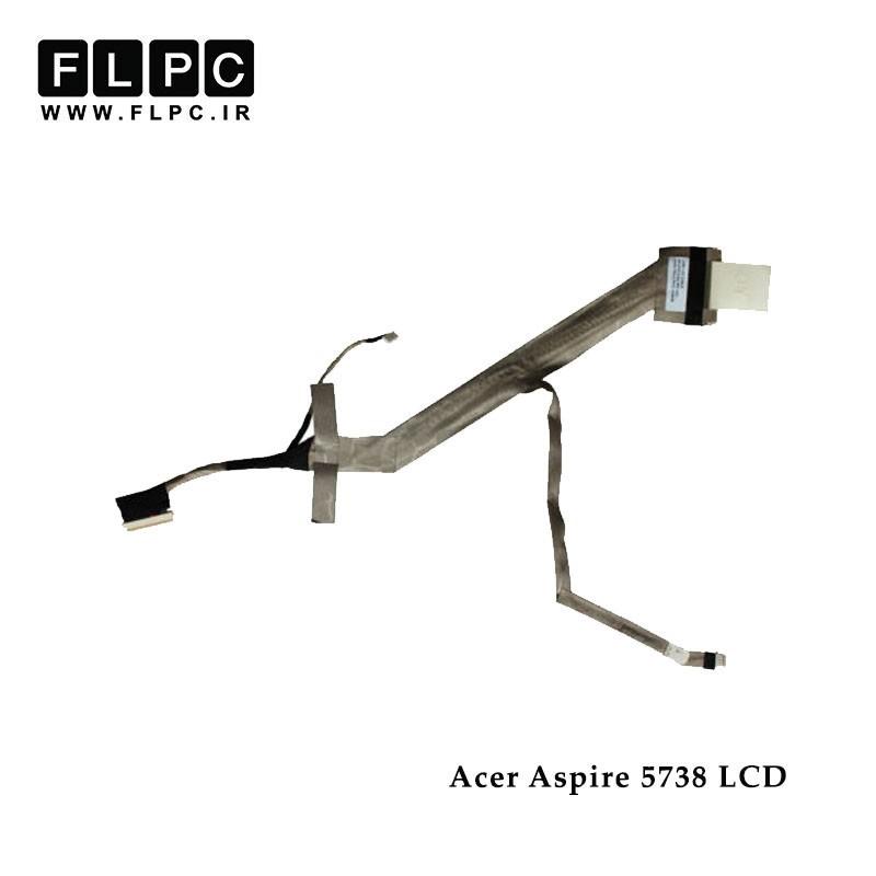 کابل فلت لپ تاپ ایسر Acer Laptop LVDS LCD Cable Aspire 5738 50-4CG13-002