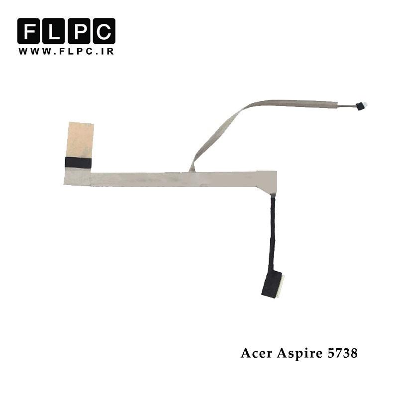 فلت تصویر لپ تاپ ایسر Acer Aspire 5738 Laptop Screen Cable _50-4CG14-001_50-4CG14-022-LED