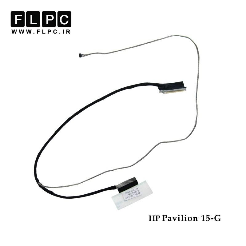 کابل فلت لپ تاپ اچ پی HP Laptop LVDS cable Pavilion 15-G DC02001VU00 کشویی