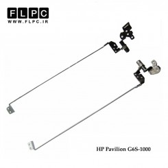 لولا لپ تاپ اچ پی HP Laptop Hinges Pavilion G6S-1000 LED
