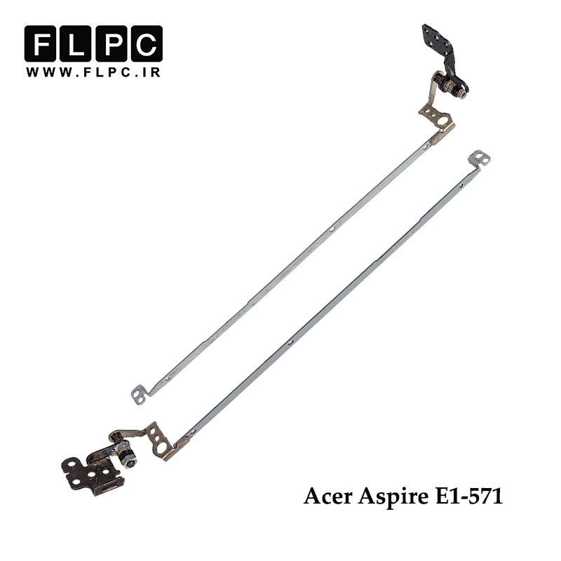 لولا لپ تاپ ایسر Acer Aspire E1-571 Laptop Hinges