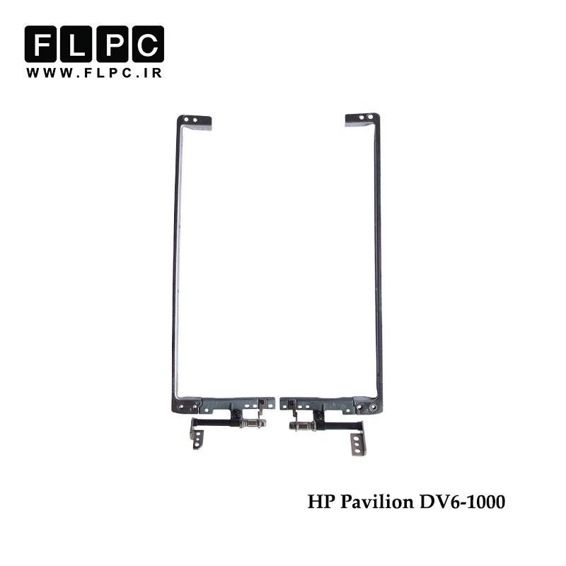 لولا لپ تاپ اچ پی HP Pavilion DV6-1000 Laptop Hinges بدون شیشه