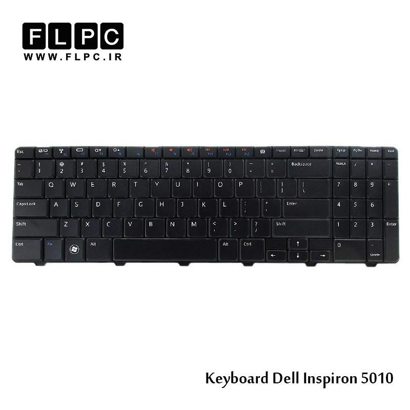 کیبورد لپ تاپ دل Dell Laptop Keyboard Inspiron M5010