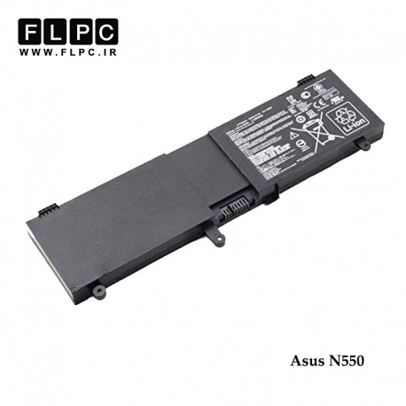 باطری لپ تاپ ایسوس Asus Laptop battery N550 internal - 6cell