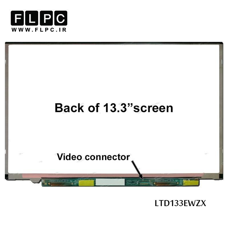 ال ای دی لپ تاپ 13.3 اینچ نازک برای سونی / 13.3inch Slim LTD133EWZX Laptop LED Screen For Sony SR