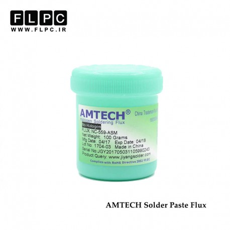 خمیر / مایع فلاکس امتچ AMTECH Solder Paste Flux