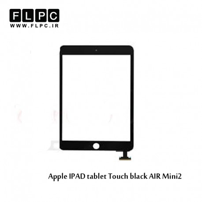 Apple IPAD AIR Mini2 black tablet Touch تاچ تبلت اپل مشکی