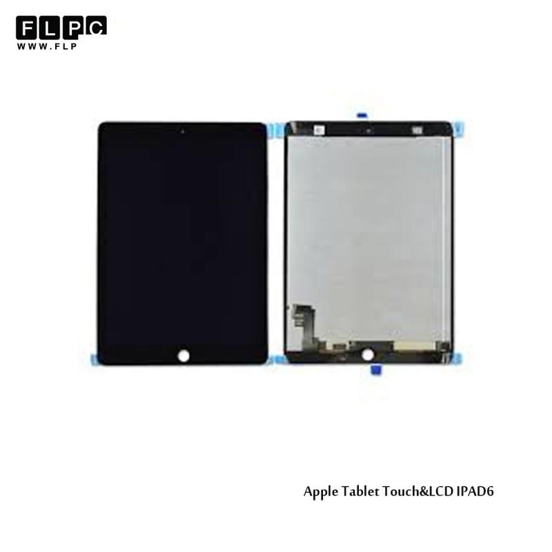 Apple IPAD6 Black Tablet Touch&LCD تاچ و ال سی دی تبلت اپل مشکی