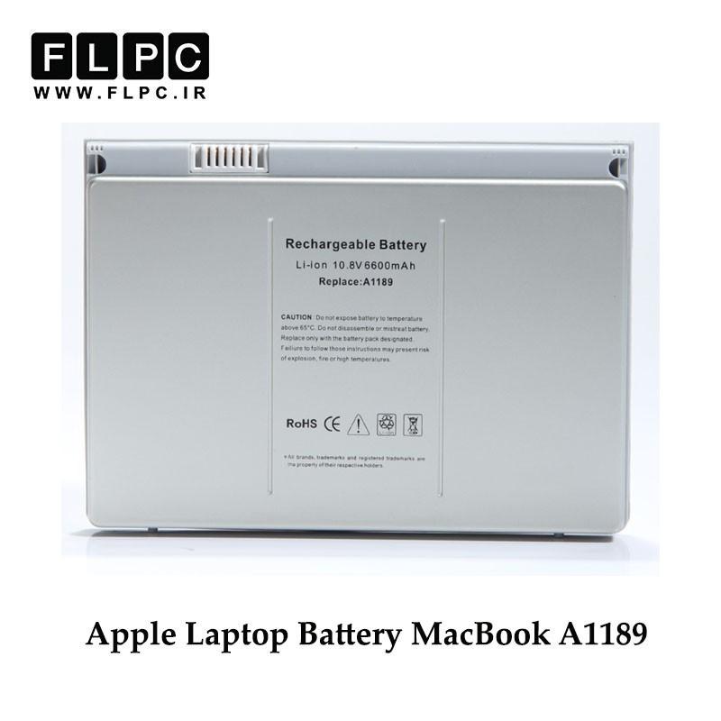 باطری لپ تاپ اپل Apple Laptop Battery MacBook Pro 17-A1189