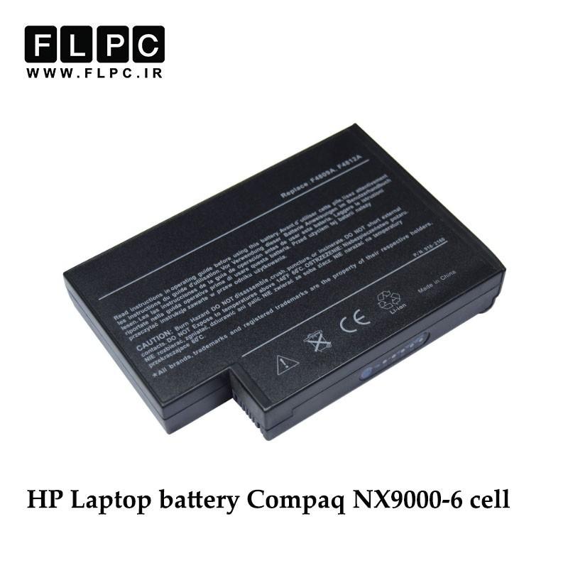 باطری لپ تاپ اچ پی HP Laptop battery Compaq NX9000-6cell
