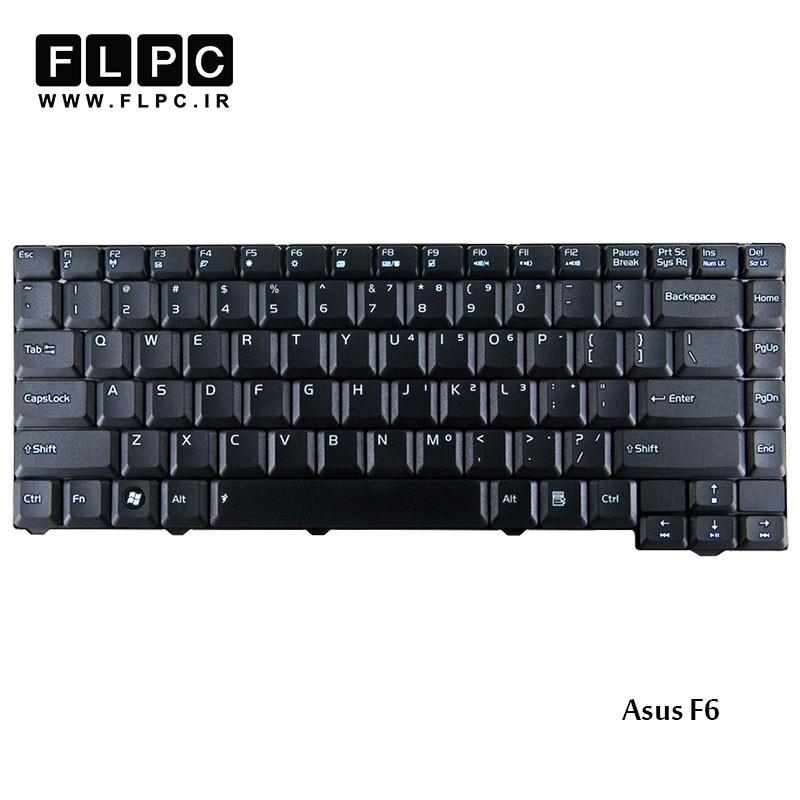 کیبورد لپ تاپ ایسوس Asus Laptop Keyboard F6 - 24Pin