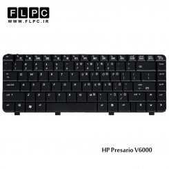 کیبورد لپ تاپ اچ پی HP Laptop Keyboard Presario V6000 series