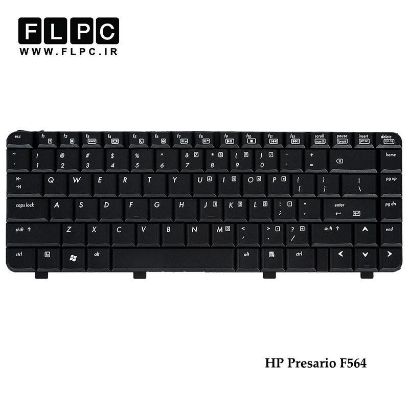 کیبورد لپ تاپ اچ پی HP Laptop Keyboard Presario F564 series