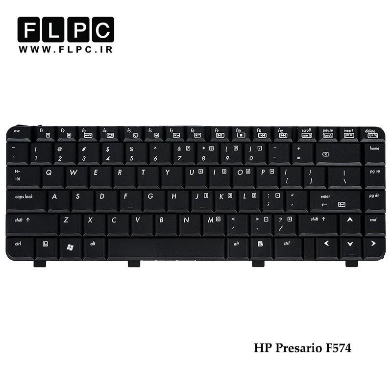 کیبورد لپ تاپ اچ پی HP Laptop Keyboard Presario F574 series