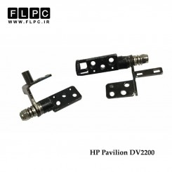 لولا لپ تاپ اچ پی HP Laptop Hinges Pavilion DV2200//DV2200