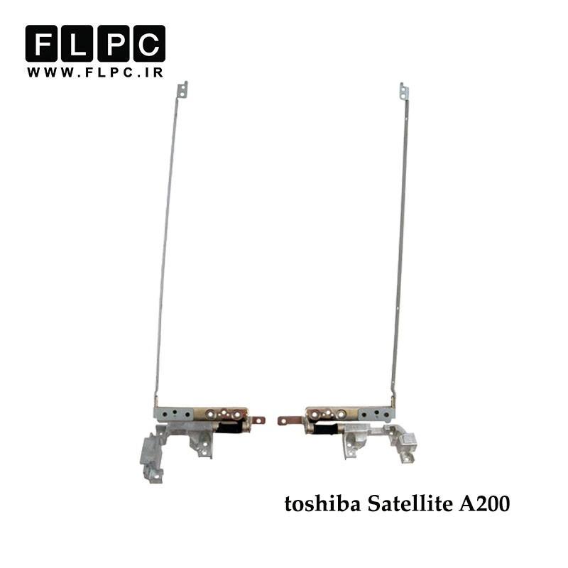 لولا لپ تاپ توشیبا Toshiba laptop Hinges Satellite A200//A200
