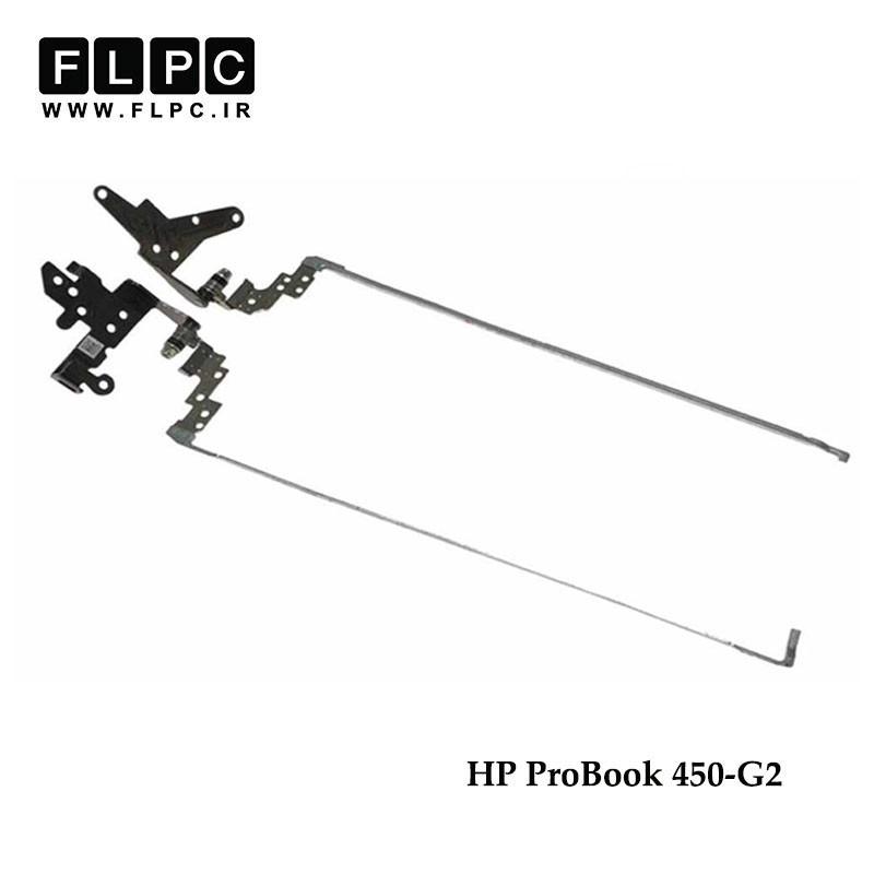 لولا لپ تاپ اچ پی HP Laptop Hinges ProBook 450-G2 AM15A000200 سه پیچ