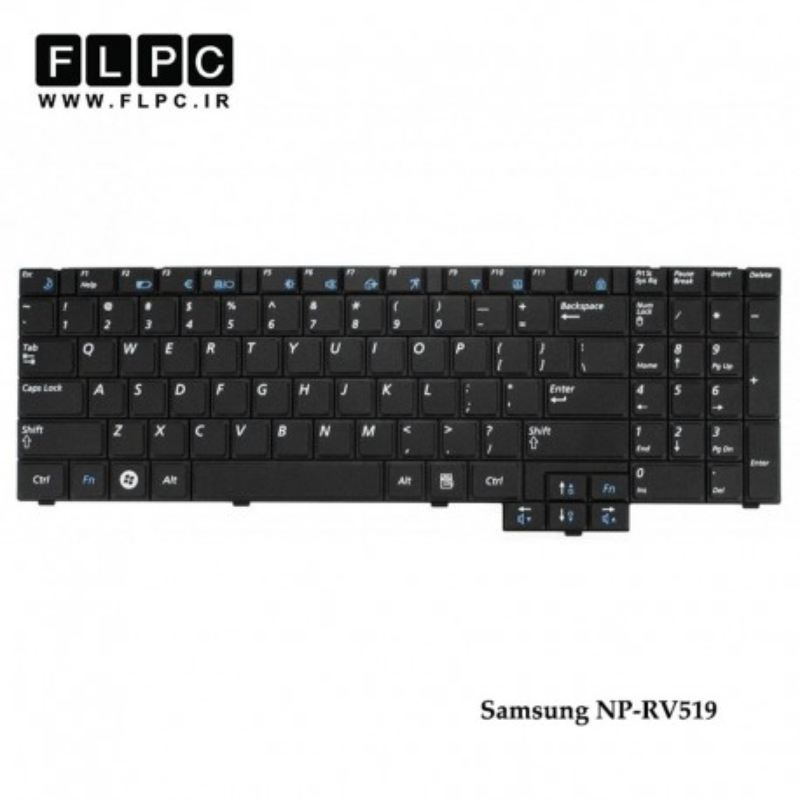 کیبورد لپ تاپ سامسونگ Samsung Laptop Keyboard RV519