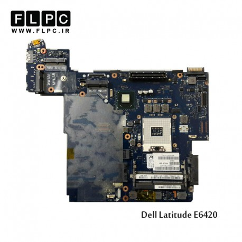 مادربرد لپ تاپ دل Dell Laptop Motherboard Latitude E6420