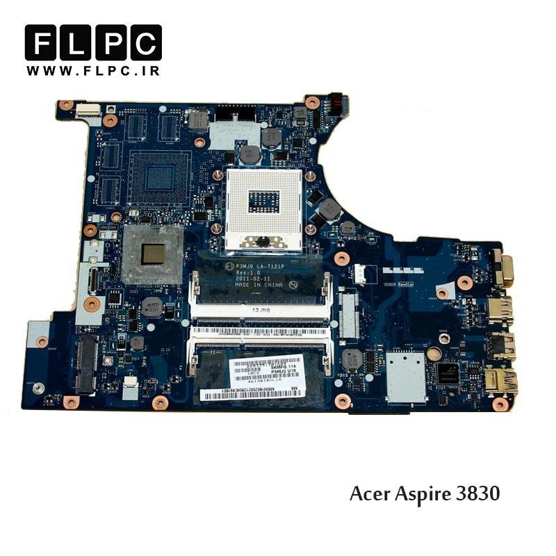 مادربرد لپ تاپ ایسر Acer Laptop Motherboard Aspire 3830