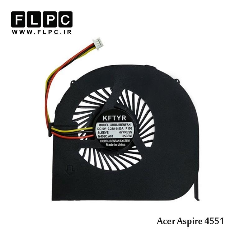سی پی یو فن لپ تاپ ایسر Acer Laptop CPU Fan Aspire 4551