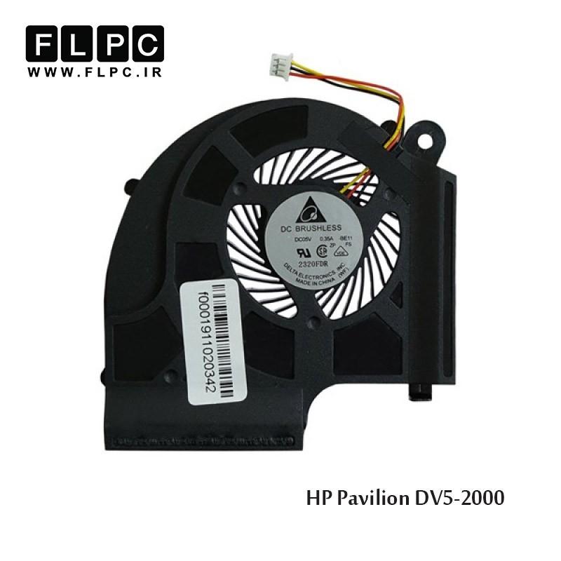 سی پی یو فن لپ تاپ اچ پی HP Laptop CPU Fan Pavilion DV5-2000