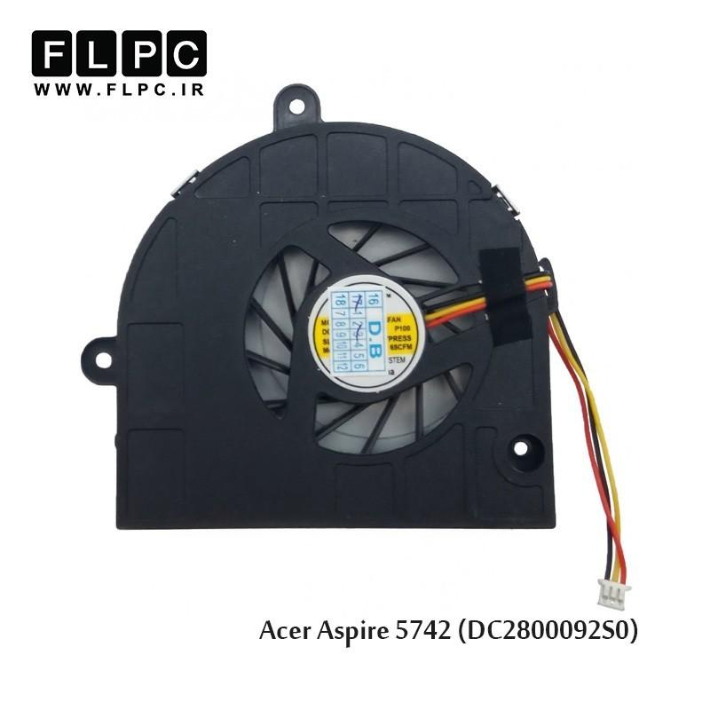 سی پی یو فن لپ تاپ ایسر Acer Laptop CPU Fan Aspire 5742 برعکس