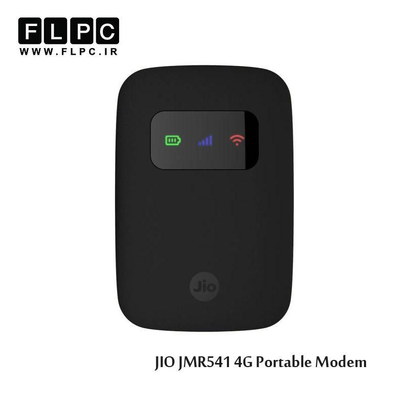 مودم 4G قابل حمل جی یو مدل JMR541