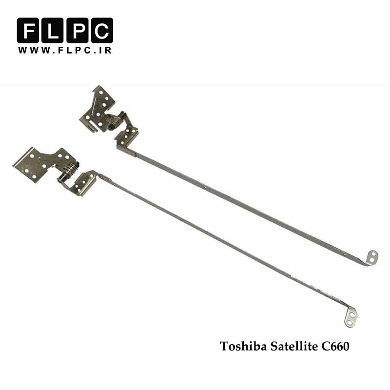 لولا لپ تاپ توشیبا Toshiba laptop Hinges Satellite C660