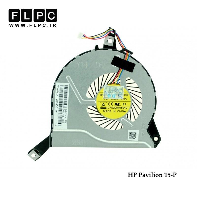 فن لپ تاپ اچ پی HP Pavilion 15-P Laptop CPU Fan _EG50060S1-C120