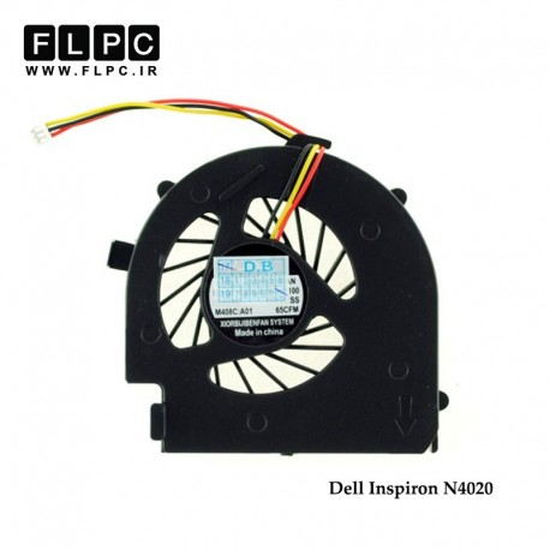 سی پی یو فن لپ تاپ دل Dell Laptop CPU Fan Inspiron N4020//N4020