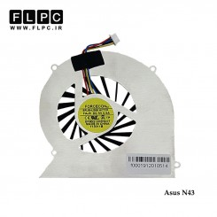 سی پی یو فن لپ تاپ ایسوس Asus Laptop CPU Fan N43//N43