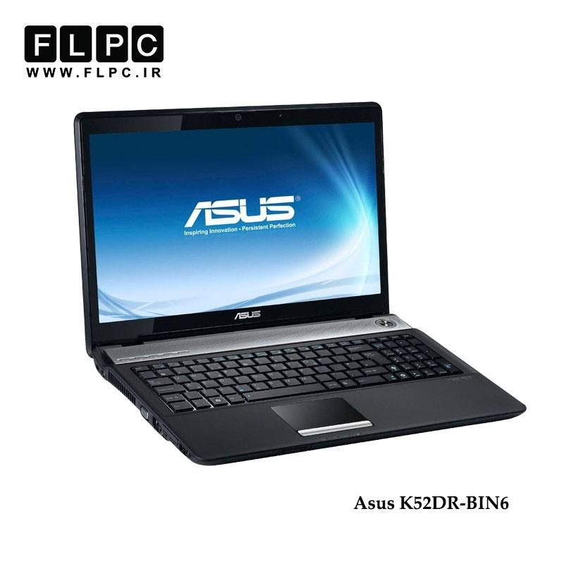 صفحه نمایش ال ای دی لپ تاپ ایسوس Screen For Laptop ASUS K52DR-BIN6 LED