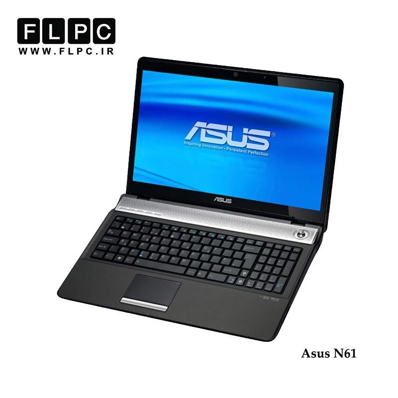صفحه نمایش ال ای دی لپ تاپ ایسوس Screen Laptop LED ASUS N61JA/ N61