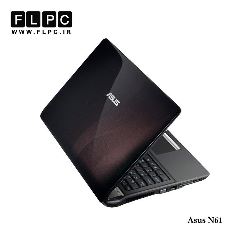 صفحه نمایش ال ای دی لپ تاپ ایسوس Screen Laptop LED ASUS N61JQ / N61