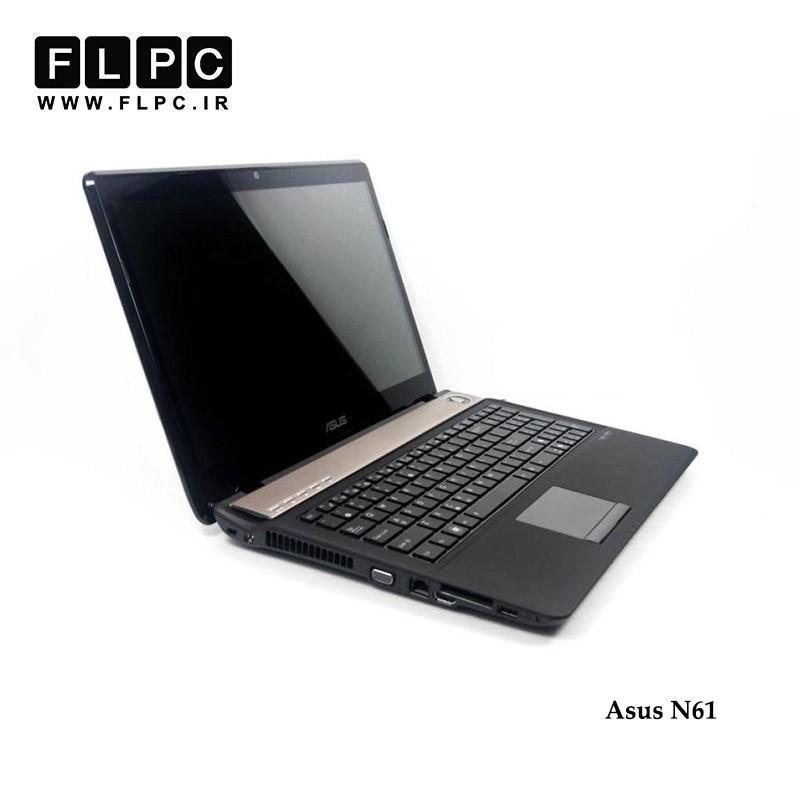 صفحه نمایش ال ای دی لپ تاپ ایسوس Screen Laptop LED ASUS N61JQ-XV1/ N61