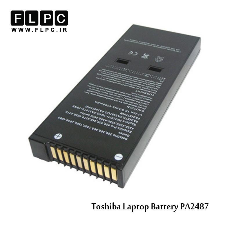 باطری باتری لپ تاپ توشیبا Toshiba Laptop Battery PA2487 -6cell