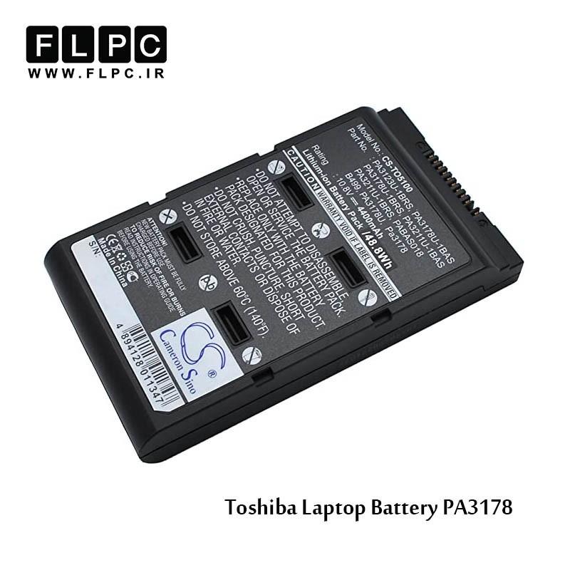 باطری باتری لپ تاپ توشیبا Toshiba Laptop Battery PA3178 -6cell