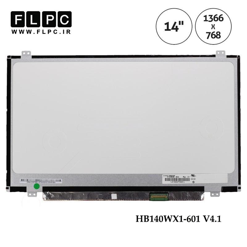 ال ای دی لپ تاپ 14.0 اینچ نازک 40 پین براق / 14.0inch HB140WX1-601 V4.1