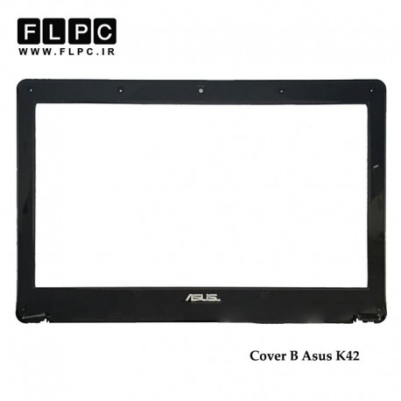 قاب جلو ال سی دی لپ تاپ ایسوس Asus K42 Laptop Screen bezel _Cover B