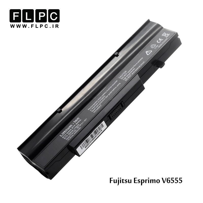 باطری لپ تاپ فوجیتسوزیمنس Fujitsu Laptop battery 6555-6cell