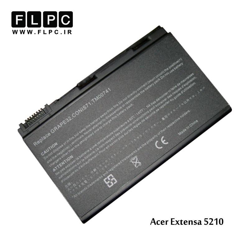 باطری باتری لپ تاپ ایسر Acer Laptop battery Extensa 5210 -6cell