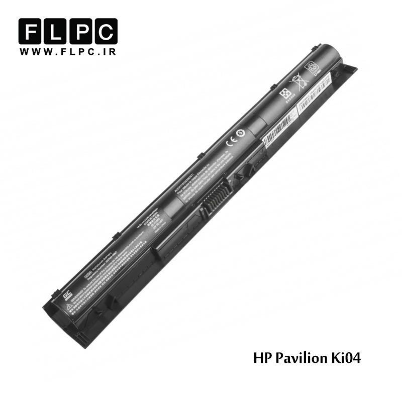 باطری لپ تاپ اچ پی HP Ki04 Laptop Battery _4Cell مشکی