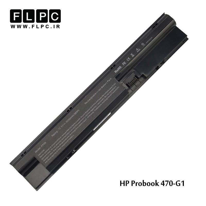 باطری لپ تاپ اچ پی HP Laptop Battery Probook 470-G1 6Cell مشکی