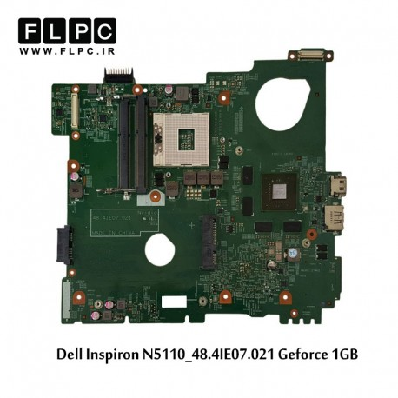 مادربورد لپ تاپ دل Dell Laptop Motherboard Inspiron 5110