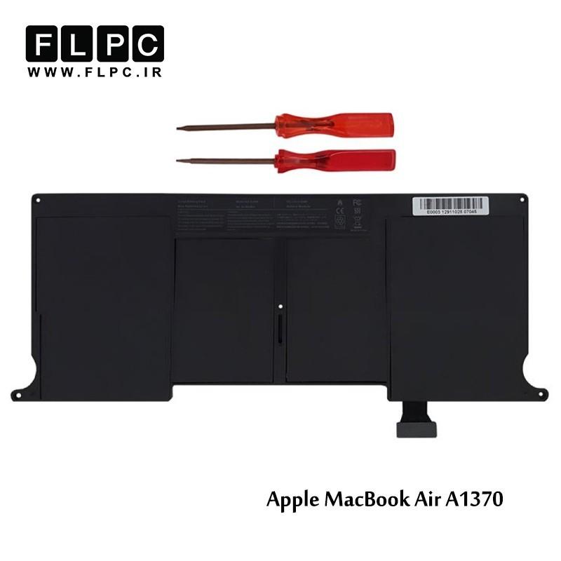 باطری لپ تاپ اپل Apple Laptop Battery MacBook Air A1370_2011-2012