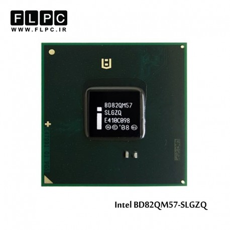 چیپ گرافیک لپ تاپ Intel BD82QM57-SLGZQ Laptop VGA Chipset