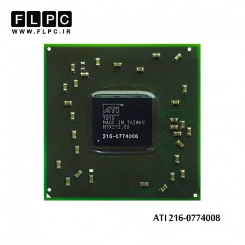 چیپ گرافیک لپ تاپ ATI 216-0774008 Laptop VGA Chipset