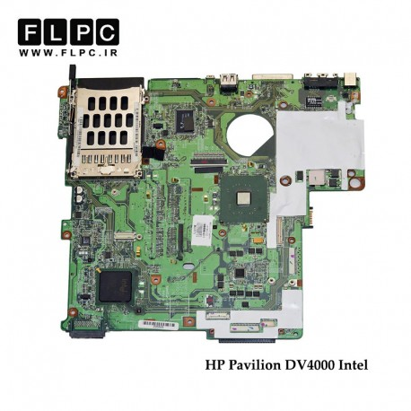 مادربرد لپ تاپ اچ پی HP Pavilion DV4000 Laptop Motherboard - Intel
