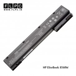 باطری لپ تاپ اچ پی HP Elitebook 8560W Laptop Battery _6cell